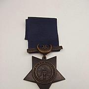Khedive's Star Medal 1882 #2