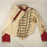 Late 19th Century Childs Dolman And Pelisse