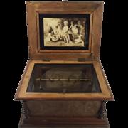 Late 19th Century Schutz-Marke Polyphone Music Box
