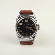 WW2 Westclox US Military Wristwatch