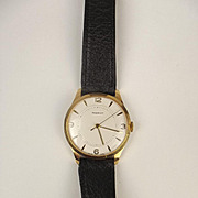 Gents Gold Plated Farexy Wrist Watch