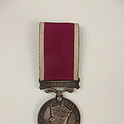 LSGC Medal (Military) Awarded to Guardsman J.R.F. Blackman Grenadier Guards