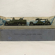 Boxed Dinky Toys No. 161 – Mobile Anti-Aircraft Unit