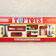 Lone Star Tuf-Tots 582 Boxed Highway Set
