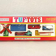 Lone Star Tuf-Tots 583 Boxed Travel Set
