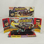 Boxed Corgi Toys 267 Batman's Batmobile