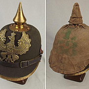 M1914 Other Ranks Prussian Ersatz Pickelhaube