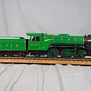 Green Arrow LNER Live Steam Locomotive Gauge 1 - Scratch Built