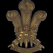 HMS Cambrian Bronze Ships Crest