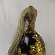 Circa 1850's Victorian Volunteer Cavalry Helmet