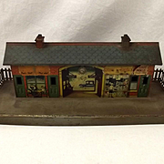 Hornby 'O' Gauge No. 2 Station (By Meccano) Windsor