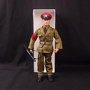 1970's Vintage Palitoy Royal Military Police Action Man
