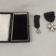 Honourable Order Of St John Serving Officer Badge