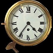 8 Day Ships Bulkhead Clock