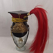 19th Century 12th Lancers Chapka Other Ranks Lance Cap Helmet