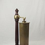R.F.A. Fiona Souvenir Table Gong c1917