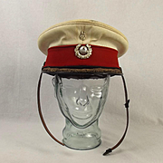 Royal Marines Commanding Officers Cap