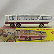Boxed Dinky Supertoys No. 952 - Vega Major Luxury Coach c1965-70
