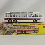 Boxed Dinky Supertoys No. 952 - Vega Major Luxury Coach c1965-70