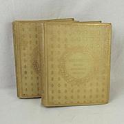 James Orrock R.I. Painter, Conoisseur, Collector Two Volume Book Set c1903