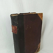 History Of The British Navy: Or Compleat View Of The British Marine By John Entick, Hard Cover c1757