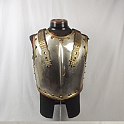 WW1 Era 2nd Life Guards Cuirass Armour Set With Case – R.C.G. Vivian