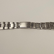 c1959 Gents Rolex Patented Oyster Bracelet 6635 Stretch