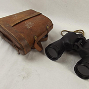 Cased Spencer Mod 0 WWII USA Navy 7x50 Military Binoculars #1