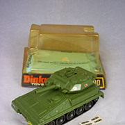 Dinky Toys No.690 Scorpion Tank, Boxed 1974-1980