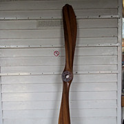 WW1 French Hélice Eclair Aircraft Propeller as used on the Caudron G.4 and G.6