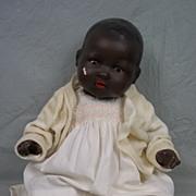 Armand Marseille Germany Black Dream Baby Doll 351/8.K  C1924