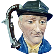 Royal Doulton Character Jug 'The Antique Dealer' No. D6807- Large