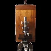 C.Baker Monocular Microscope