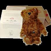 Margarete Steiff Irish Bear #660702 Reddish Brown 2000 (1814/2000)