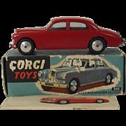 Boxed Corgi 205 Riley Pathfinder 1956-61 Spun Hubs