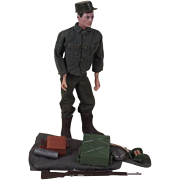 Action Soldier Command Post Action Man