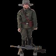Palitoy Action Man Russian Infantryman