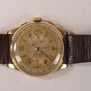 Gentlemans Dogma Prima 18ct Gold Chronometer