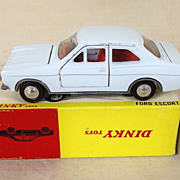 Boxed Dinky Toys 168 Ford Escort