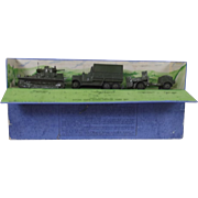 Dinky 151 Pre-War Royal Tank Corps Military Tank Unit Set