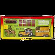 Boxed Corgi Toys Gift Set 29 Corgi Pony Club