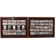 Wills Cigarette Cards Set Celebrated Ships 1911