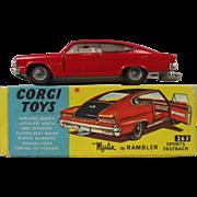 Corgi 263 Rambler Marlin - Boxed - 1966-69