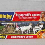 Boxed Dinky Toys No 111 Cinderella's Coach 1976