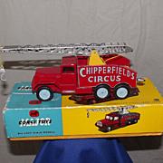 Boxed Corgi Toys 1121 Chipperfields Circus Crane Truck #3