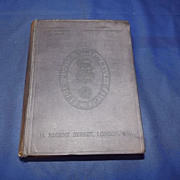 1914 Junior Army and Navy Stores Price Catalogue No. 47
