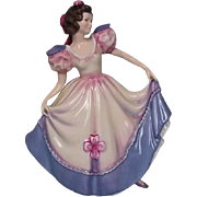 Royal Doulton Figurine of 'Angela' No. 3419, 1992