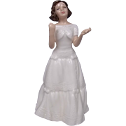 Royal Doulton Figurine 'Welcome', HN3764, Designed by Nada Pedley