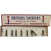 Britains ROAN Set 2021 - U.S. Army Military Police (circa 1948-1960)