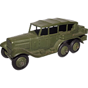 Post-War Dinky Toys No. 152b Reconnaissance Car #2